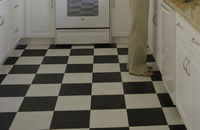 Vinyl Floor.  How To Clean Vinyl Flooring