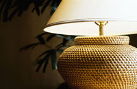 Fabric Lampshade. How To Clean Fabric Lampshades
