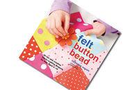 Felt Button Bead book