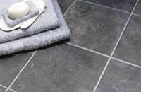 Porcelain flooring