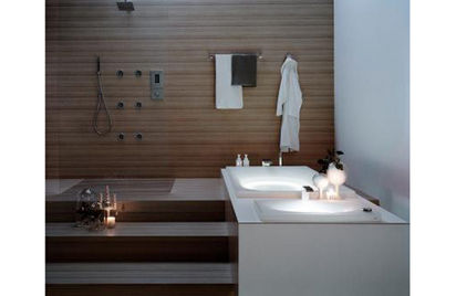 Design A Stylish Spa Bathroom - Channel4 - 4Homes