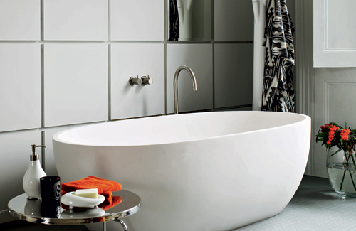 Pin by on interiors pinterest for Bathroom design hotel style