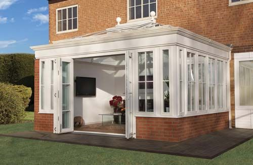 Self Build Conservatories B Q