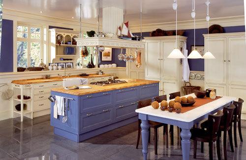 28 Small Kitchen Design Ideas: 28-Hardy-Cottage-Kitchen-Design-Lg
