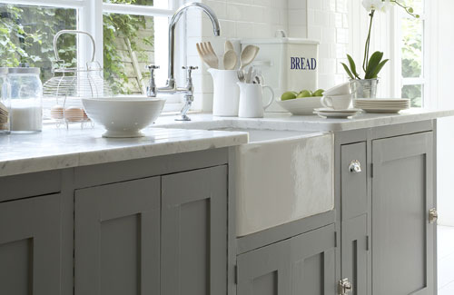 10-Little-Greene-Paint-Co- - Ikea Shaker Kitchen