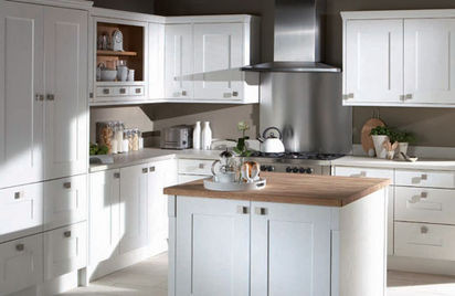 Kitchen Design Ideas Channel 4 ikea shaker kitchen - interior design decor