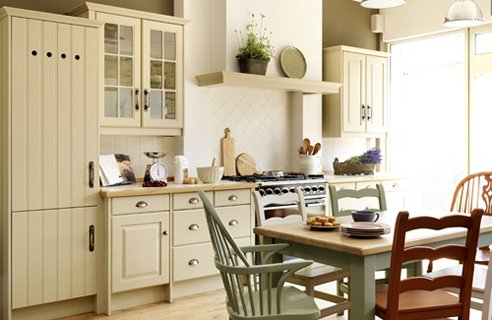 63 Hand Painted Kitchen Designs Channel4 4homes