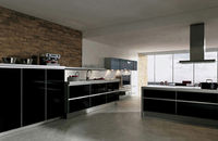 How To Create A Contemporary Kitchen. Kitchen units