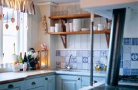 Small Country Kitchen Designs on 39 Small Kitchen Design Ideas   Channel4   4homes