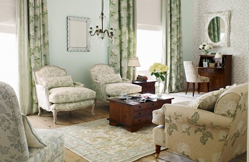 38 country style living rooms channel4 4homes for Living room ideas laura ashley