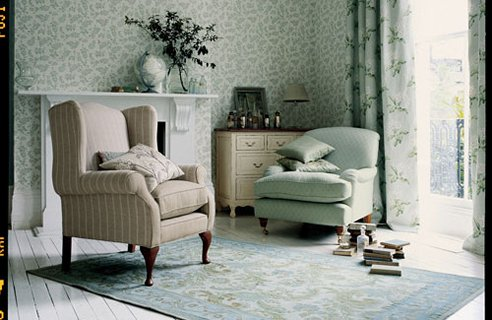 Programmes homes and gardens channel 4 for Living room ideas laura ashley