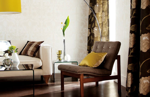 23 yellow living room design ideas channel4 4homes for Living room channel 7