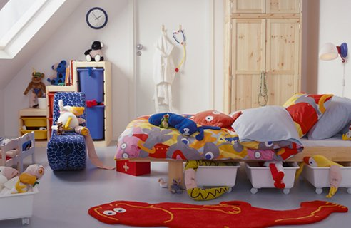 Toddler room ideas for boys ikea - Ikea boys bedroom ideas ...