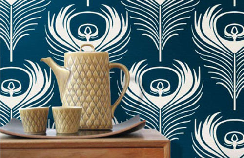 30 Large Print Wallpapers Designs - Channel4 - 4Homes