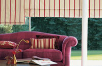 Striped blinds. How To Clean Blinds And Curtains