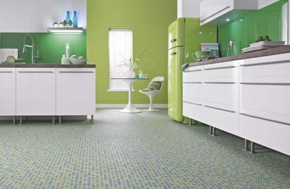 The Best Kitchen Flooring