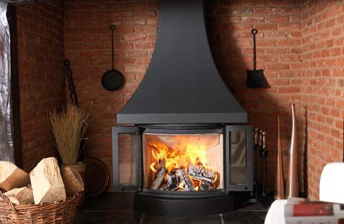 Nordpeis n25 wood burning stove 12kw from around 163 1 515 acr heat