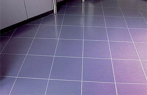 Loft flooring july 2013 for Hard vinyl floor tiles