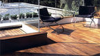 Hard Wood Decking. Hard Flooring Guide: Real Wood