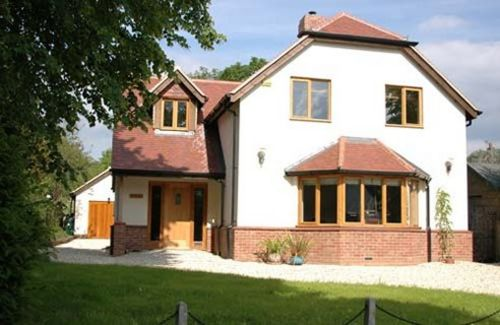Kit home manufacturers design materials channel4 4homes for Self build kit home designs