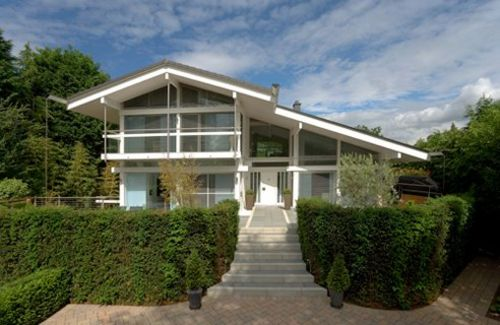 Kit Home Manufacturers Huf Haus Channel4 4homes