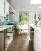 11 Galley Kitchen Design Ideas - Channel4 - 4Homes