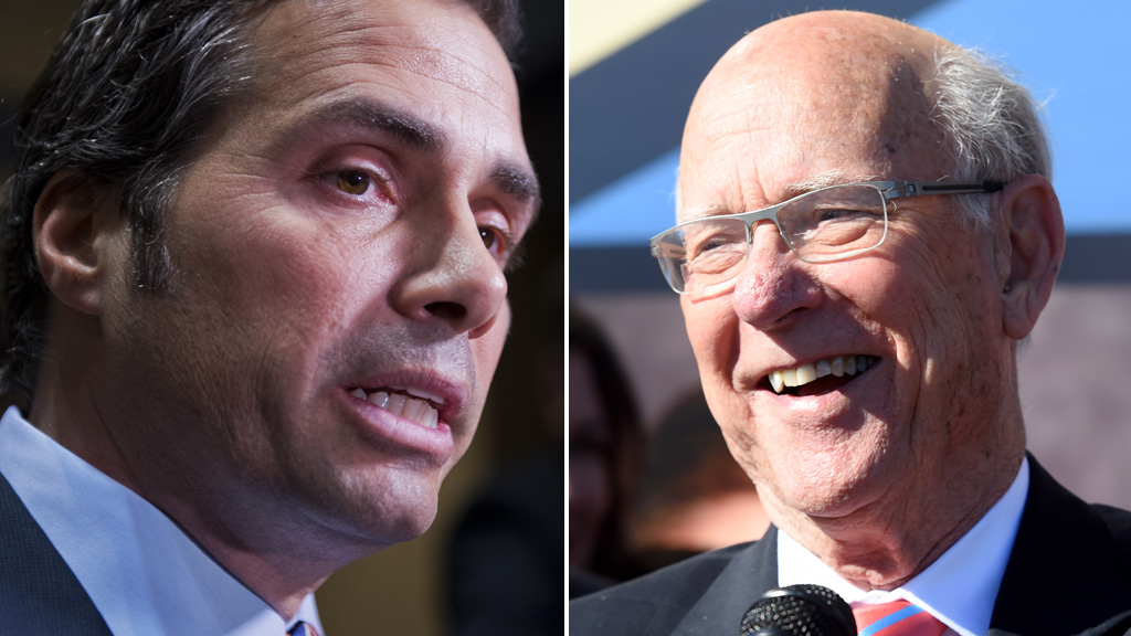 Pat Roberts/Greg Orman (Getty Images)