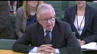 Sir John Chilcot tells MPs his long-awaited report on the Iraq war will be released as soon as possible and denies he was put under pressure to delay publication because of the election.