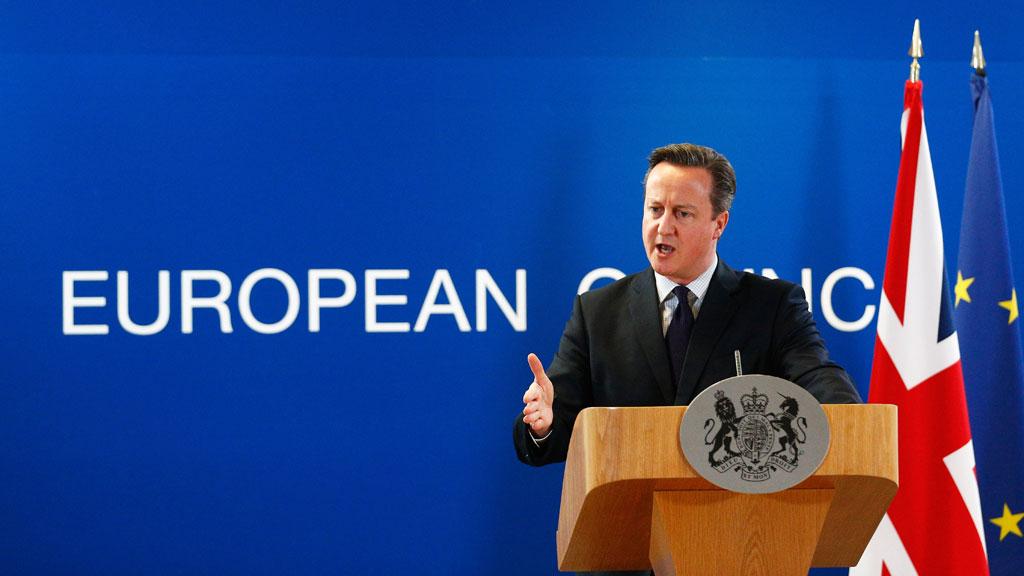 David Cameron (Getty)
