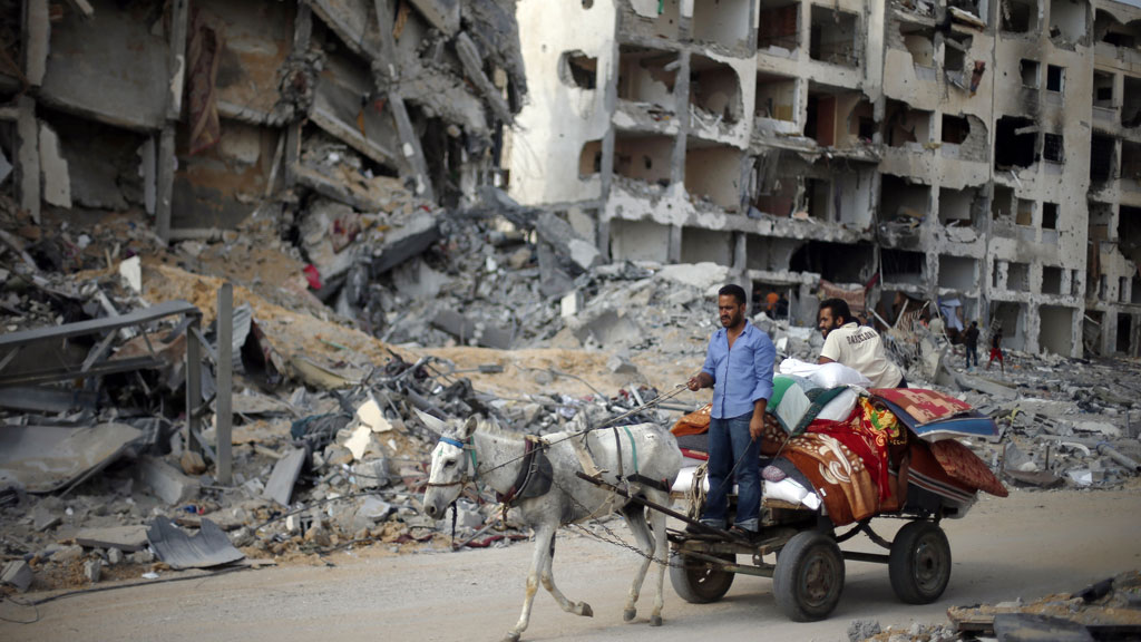 Gaza Aug 2014