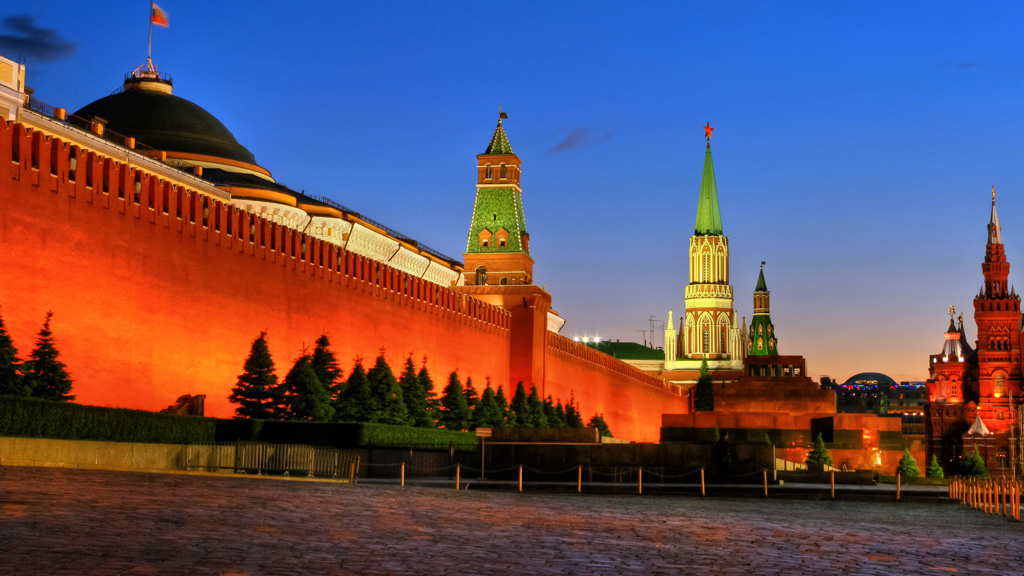 The Kremlin (Getty Images)