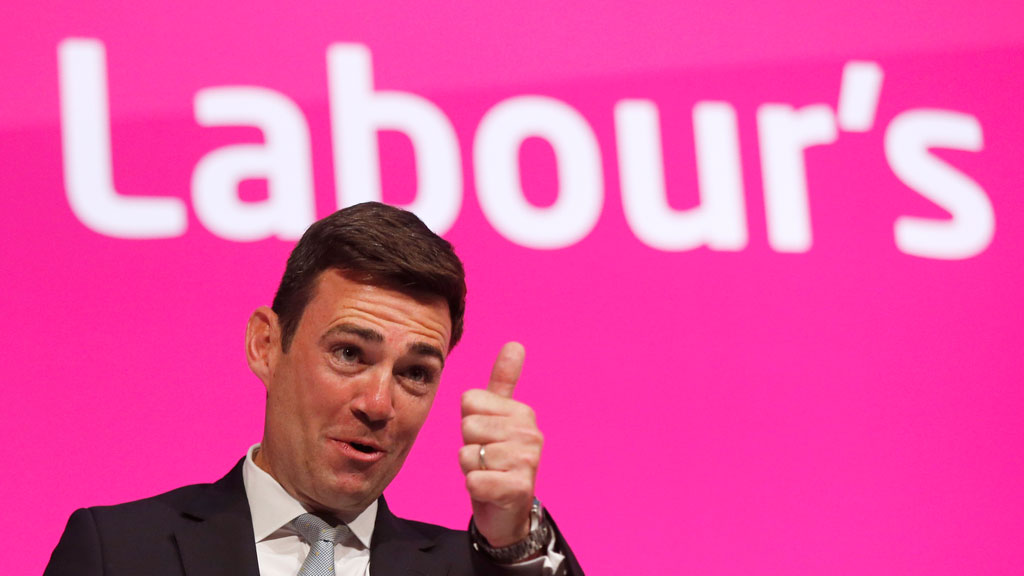 Andy Burnham (Reuters)