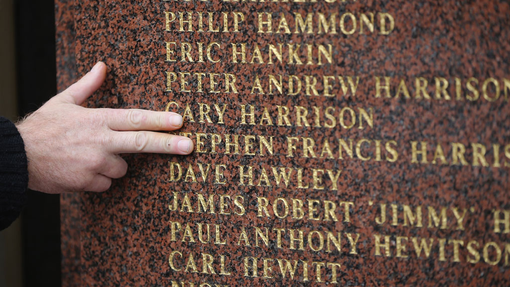 David Duckenfield, the police officer in charge when 96 Liverpool fans died at Hillsborough, says he