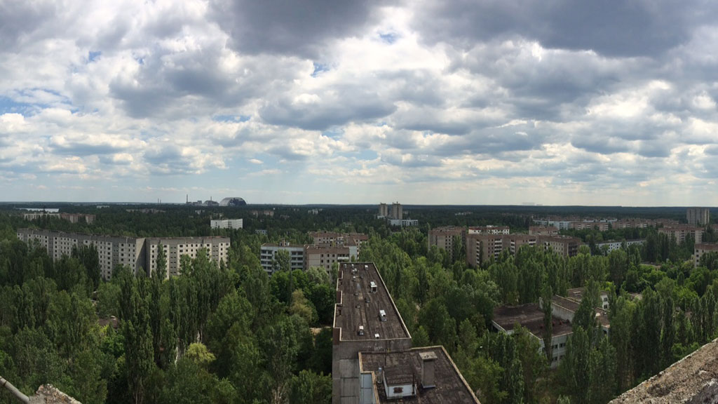 Chernobyl: inside the nuclear disaster exclusion zone