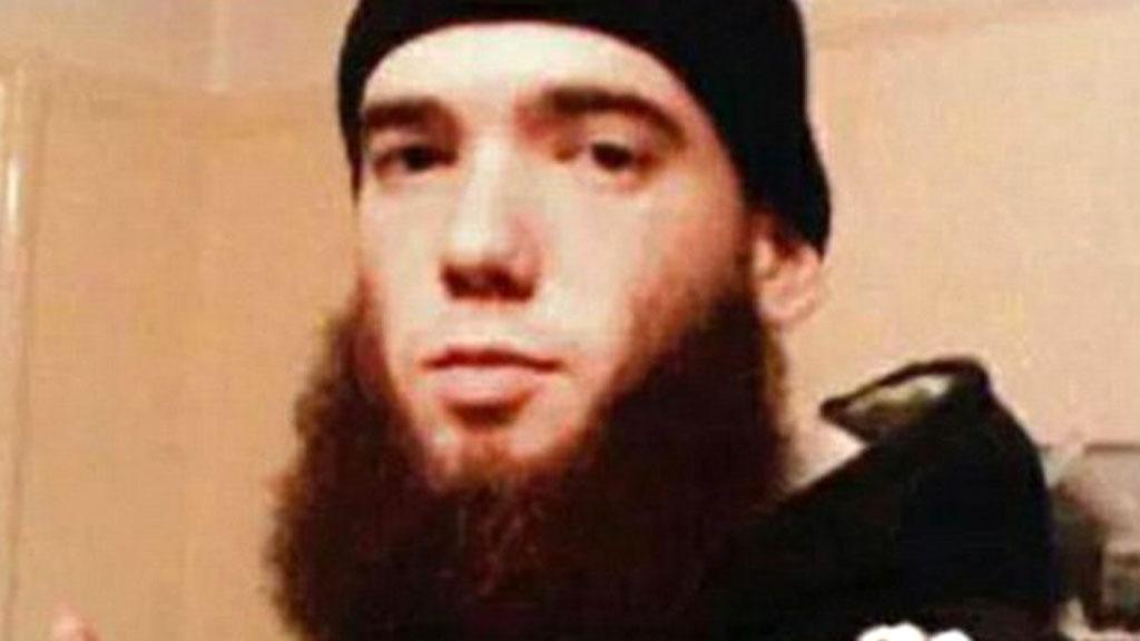 Al-Shabaab militant Thomas Evans
