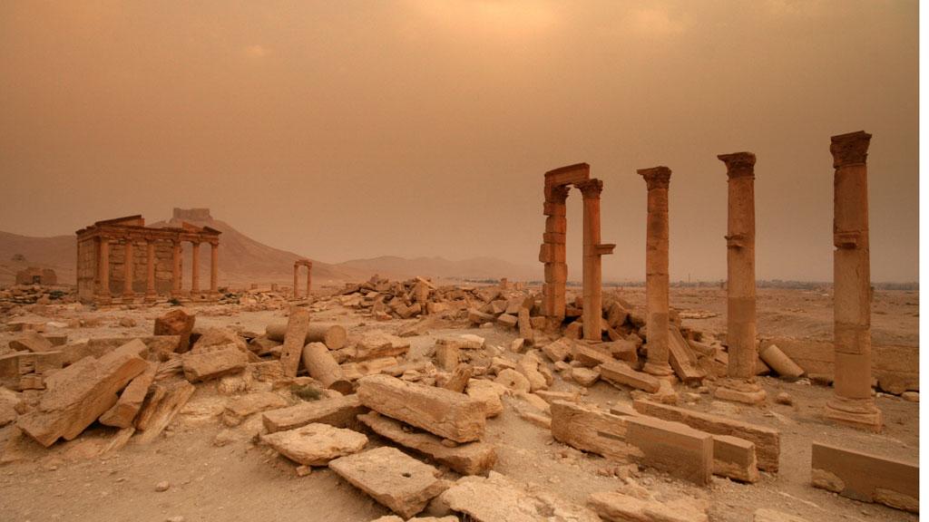 Palmyra (Getty)