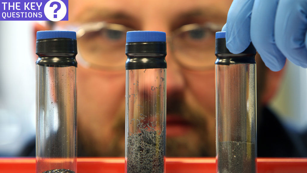 The progression from graphite to graphene (Getty)