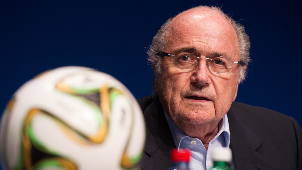 Fifa President Sepp Blatter (Getty Images)