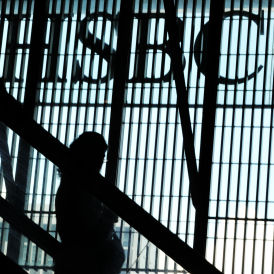 HSBC warns of 30,000 job losses in its latest results (Getty)