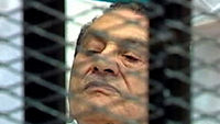Ousted Egyptian president Hosni Mubarak is critically ill in hospital, according to military and sources in the country (Reuters)