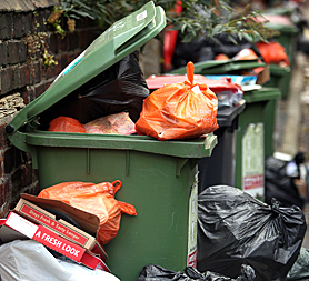 Residents outraged at council changes to rubbish collection in Rossendale, Lancashire (Image: Getty)