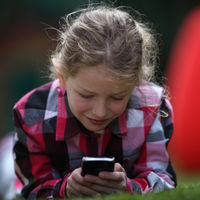 Smartphone 'addict' teens are part of
