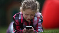 Smartphone 'addict' teens are part of 'I want' culture.