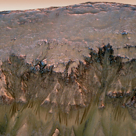 Mars - Reuters