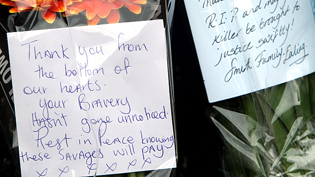 A man has been arrested in connection with the death of Ealing riot victim Richard Mannington Bowes(Getty)