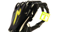 A top of the range bionic hand similar to that now owned by schoolboy Matthew James