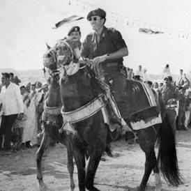 Gaddafi post-1969 - Getty