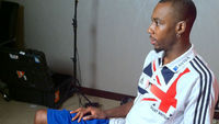 Phillips Idowu, in conversation with Keme Nzerem in South Korea (Channel 4 News)