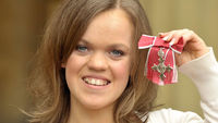 Ellie Simmonds shot to fame in the 2008 Paralympics (Getty)