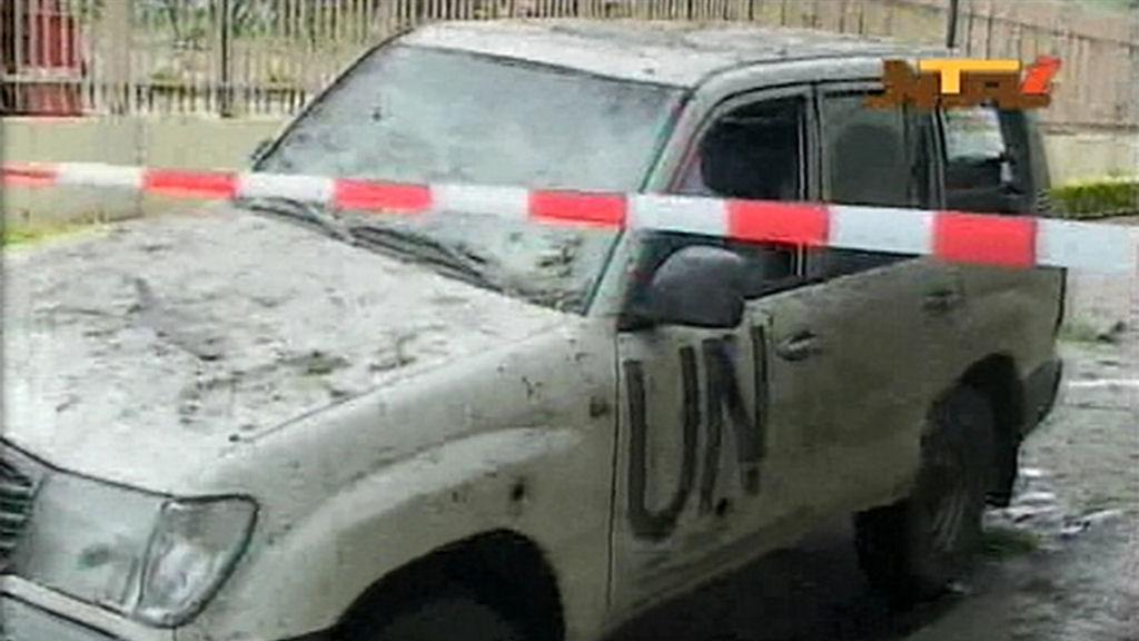 Bomb hits UN building in Nigerian capital (Reuters)